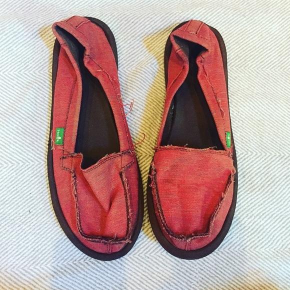 Sanuk Shoes | Shorty Sidewalk Surfer